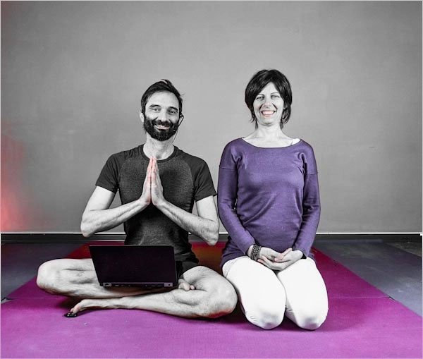 insegnanti di yoga a Pavia