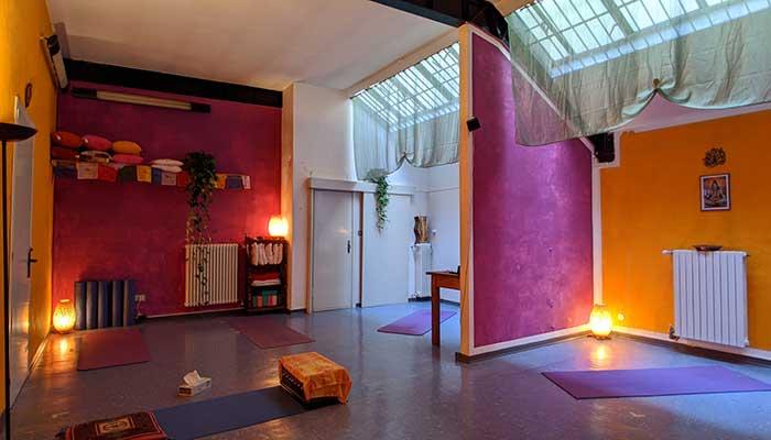 Yoga Mon Amour - Centro Yoga a Pavia