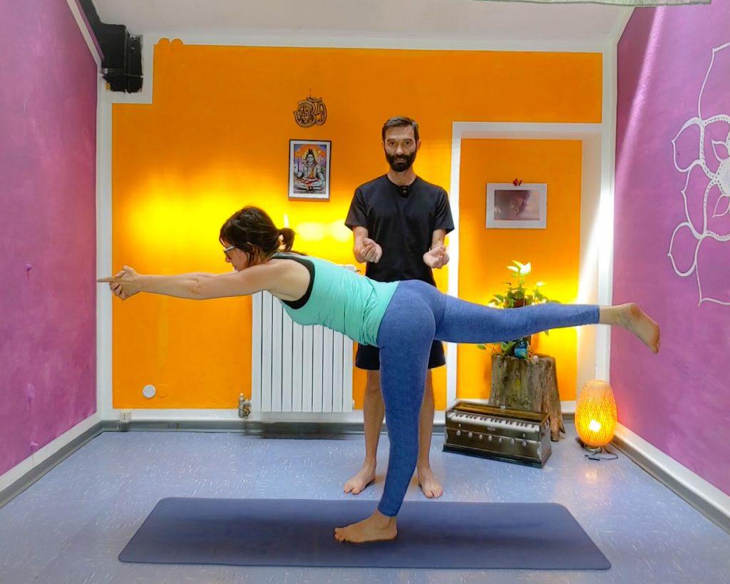 virabhadrasana 3 il guerriero 3 yoga