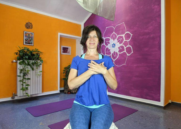 yoga dolce pavia