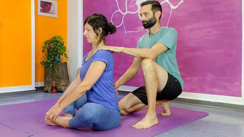 corso yoga per principianti